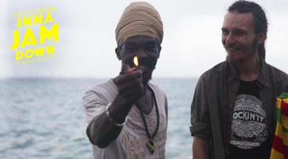 Medial Banana - Inna Jamdown: Episode 5 - Jah Mason, River Nile, Pelican Bar (Ganja Medley - Making Of)