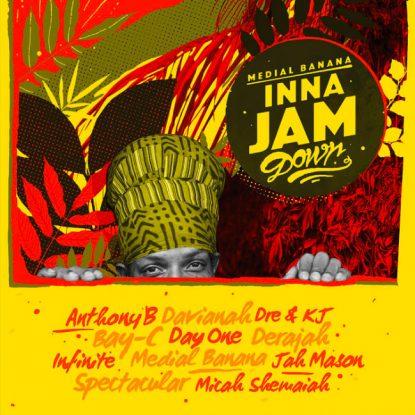 Medial Banana album Inna Jamdown